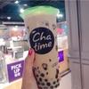 【台湾】Chatimeのタピオカミルクティー