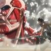 『進撃の巨人』#5「初陣 ――トロスト区攻防戦?――」