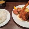 8/24(月)らんぷ亭のAセットからあげトッピング