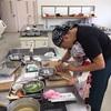 糸島の親子料理教室