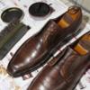 【高級靴を買ったら読もう】革靴の正しい取り扱い方まとめ。
