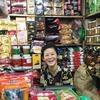 店で出している商品と必要なもの、主にオルセーマーケットにて仕入れています。