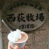 【西荻窪】手作りアイスクリーム工房ぼぼり [閉店]