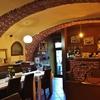 チェスキークルムロフ観光 #4 Hotel Arcadieのレストラン Restaurant Gotika