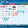 パワプロ2020【近鉄】佐野重樹