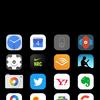 Rakuten Miniのホーム画面をiPhone風に変更する方法
