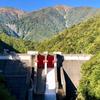 赤石ダム(静岡県静岡)
