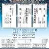 八月、歌舞伎座で歌舞伎を見ることに