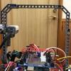光センサーの確認とハンドルの改良