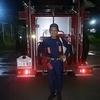 「町田市消防団ポンプ操法大会に向けての訓練」