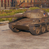 【WOT】 Tier 8 チェコスロバキア 課金中戦車 Skoda T27 車輌性能と弱点