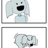 【犬漫画】レイの産卵