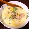 【今日のごはん】白菜と鶏もものクリーム煮で体ぽかぽか