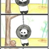 『ほら、ここにも猫』・第16話 「パンダ」