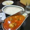 ●北高崎「からゐ屋」のミックスチキン野菜カレー