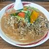「カキ味噌ラーメン」麺や 福座