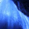 氷瀑の岩井滝 2018