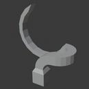 Unreal Engine 4 で「リアルな風景」を作る ~その7:Blenderの機能「Spin」~【Blender #498, Unreal Engine #93】