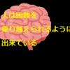 【脳の不思議】ヒトの遺伝子はもともと困難を乗り越えらる本能を秘めている?!失敗して立ち直れてない方に読んでほしい。