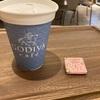 【GODIVAを身近に?】GODIVA cafe Tokyo