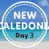 ニューカレドニア8泊10日【3日目】ウベア島で挙式・終始のんびり過ごす最高の時間
