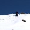 久々に帰ってきた感じの八ヶ岳は登山日和の蓼科山♪