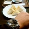 【腕時計喫茶】11日目 後輩の快気祝い&親友の誕生日
