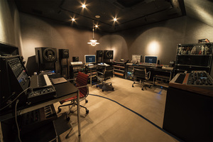 yukihiro(L'Arc-en-Ciel/ACID ANDROID)のプライベート・スタジオ 〜Private Studio 2021