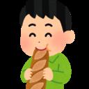 ちょこころねを頭から食べるblog