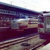 国鉄博多駅の列車 1977年6月 その1