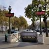 パリ交通事情