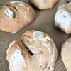 冷蔵発酵でくるみパン◎作り方とクルミの空焼き処理について
