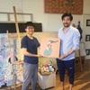モンゴル武者修行の記録④ 旅の思い出に絵を買う