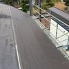 長岡市藤沢で雨漏りのために屋根の葺き替え工事② 雨漏り修理実績新潟県No.1の新潟外装です。