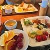 2000円以下の贅沢な朝食ビュッフェから始まる充実した1日🍳🥓