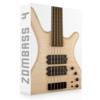 ベロシティで奏法変更が可能な無料のベース音源『ZomBass 4』