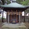 燈明寺畷新田義貞戦歿伝説地(通称「新田塚」)と藤島神社
