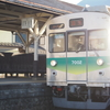 秩父鉄道・武州中川駅。