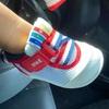 次男1歳初めての靴