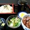 北海道 士別市 和風レストラン てしお / 外観ボロボロな店で昼食