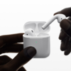 新しい AirPods とワイヤレス充電ケース