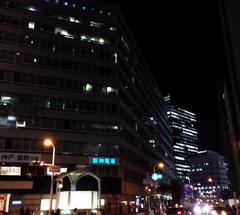 ★阪神電車の梅田駅
