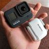 サイクリング時のアクションカメラ「GoPro HERO8 Black」と「Insta360 GO」の比較