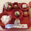 旅行記 京都観光 天龍寺 篩月で精進料理ランチ