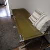 簡易ベッド借りました