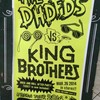 4.6 The DHDFD's v.s. KING BROTHERS Japan tour 2014(The DHDFD's、KING BROTHERS、ワッツーシゾンビ) /心斎橋Pangea