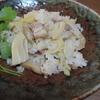 竹の子白だし炊き込みご飯