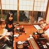 よゐこ濱口と須田亜香里、松村香織があつた蓬莱軒でひつまぶしを食す!!!