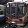 キティちゃんが大阪環状線に出没!!ついに新型車両323系にも!ミッキーは九州の新幹線に登場するらしい。