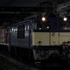 EF65-1118 廃車回送
